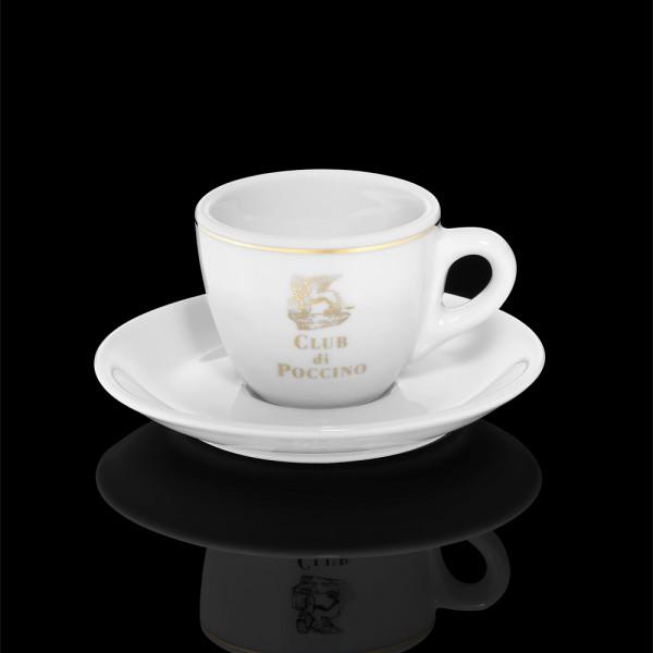 CLUB di POCCINO Espresso-Tasse