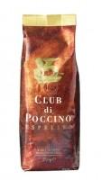 CLUB di POCCINO Espresso 250g Bohnen