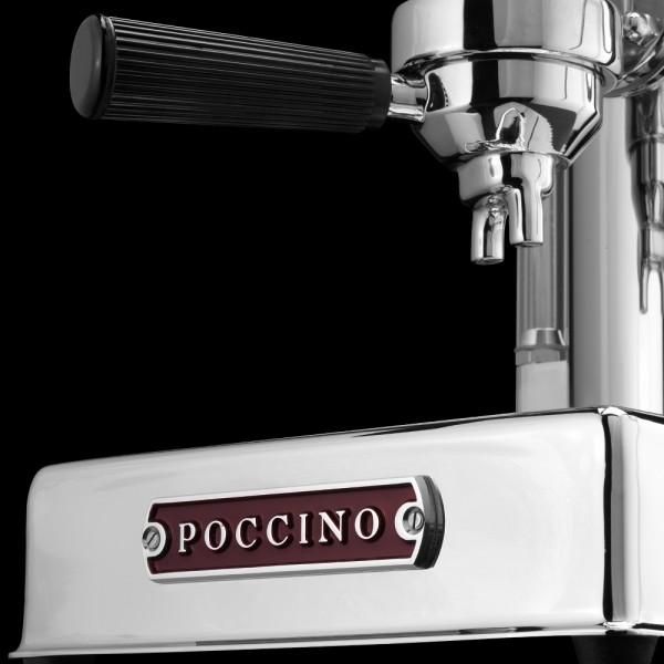 Kaffeemaschine hochwertig -Poccino