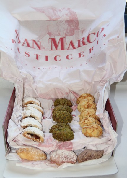 Box 3: Marzipan-Box ''Gioia di Marzapane''