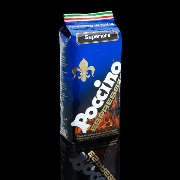 Vorteilspreis! POCCINO Espresso Superiore 6 x 1000g Bohnen