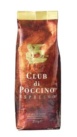 Vorteilspreis! CLUB di POCCINO Espresso 12 x 250g Bohnen
