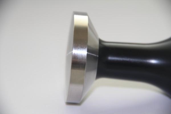 Andruckstempel Konvex Schwarz 58mm