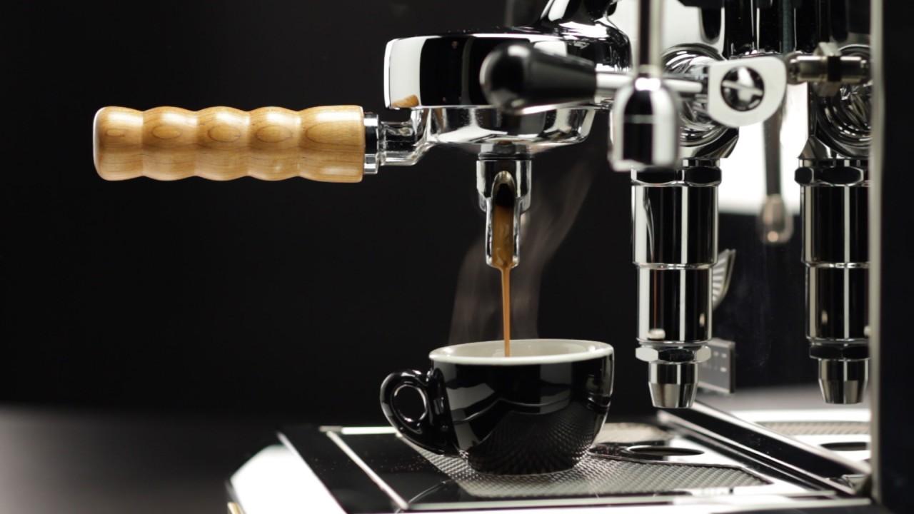 Siebträger Espressomaschine