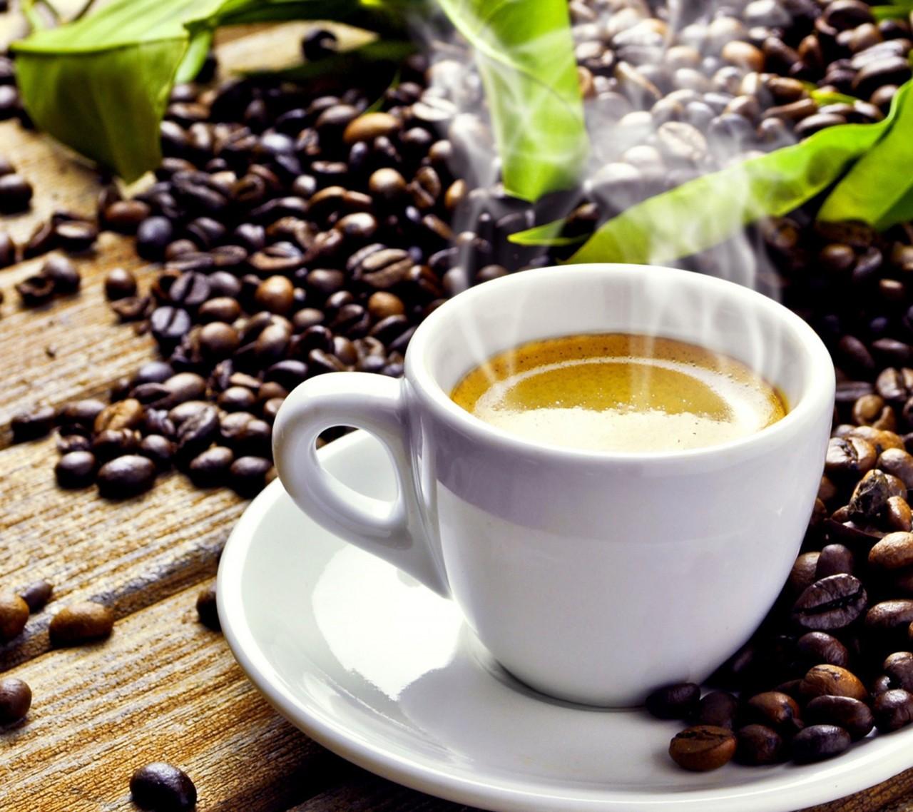 Kaffeebohnen - Espresso -Poccino
